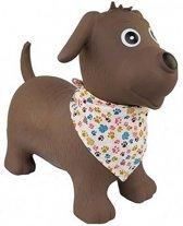 Bruine skippy hond