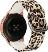 "Sportbandje ""Leopard"" Small - geschikt voor Galaxy Watch 42mm en Galaxy Watch Active"