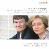 Then-Bergh/Schafer - The Complete Works For Violin And P