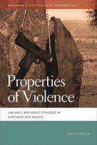 Properties of Violence