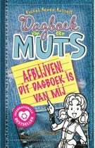 Boekomslag van 'Dagboek van een muts - Afblijven! Dit dagboek is van mij'
