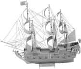 Metal Earth Black Pearl - Pirate Ship - Iconx 3D