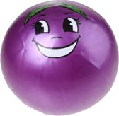 Toyrific Bal Fruitface 25 Cm Paars