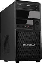 COMPUGEAR SSD Only SR3400G-8R480S - Ryzen 5 - 8GB RAM - 480GB SSD - Desktop PC