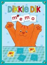 Dikkie Dik - Dikkie Dik spel in blik: Memo. 3+