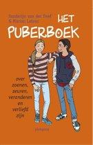 Boek cover Puberboek van Sanderijn van der Doef