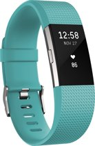 Fitbit Charge 2 - Activity tracker - Turquoise - Small