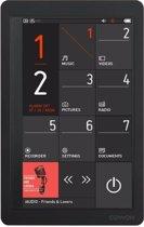 Cowon iAudio X9 Zwart 8 GB