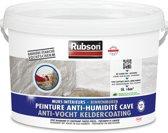 Rubson Anti-vocht Keldercoating en Garagecoating - 5 Liter - Wit
