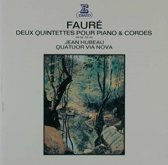 Hubeau - Faure:Quintets For Piano