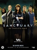 SANCTUARY COMPLETE SERIES