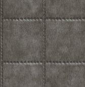 Reclaimed Sheet Metal zwart behang (vliesbehang, zwart)
