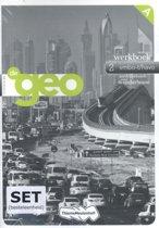 De Geo 2 werkboek vmbo-t/havo
