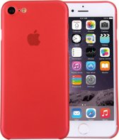 Mobigear Ultra-thin TPU Case Red iPhone 7 / 8