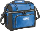 Coleman Koeltas - Soft Cooler/hard Liner - 10,5 Liter - Blauw