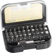 "Stanley Expert Pro 1/4"" - Bitset 31-delig - Incl. magnetische bithouder"