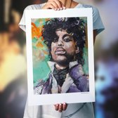 Prince art print (50x70cm)