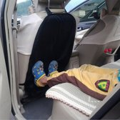Topklasse Auto Stoelbeschermer - Zwarte Nhylon Autostoel Hoes - Achterkant van Autostoel Beschermer