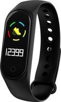 Ainol Activity Tracker - IP67 Waterproof Smartwatch - Fitness Armband voor een Healthy Lifestyle - Touch Screen - Verschillende Sport Modussen - Te verbinden met Android, Apple etc - Zwart