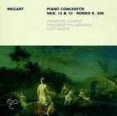 Mozart: Piano Concertos Nos. 12 & 13; Rondo K. 386