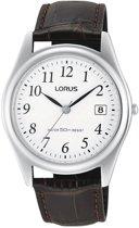 Lorus Heren RS965BX9 - Horloge - 36 mm - Bruin