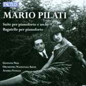 Suite For Piano And Strings ; Bagatelle For Piano