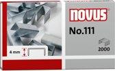 nietjes Novus No. 111 doos a 2000 stuks