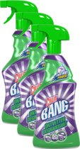 Cillit Bang Spray Vet & Blink Allesreiniger - Keuken - 3x750ml