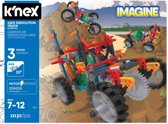 K'nex Building Sets - 4 Wheel Drive Demolition Truck