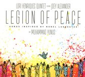 Lori Henriques Quintet Feat. Joey A - Legion Of Peace Songs Inspired By L