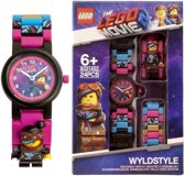 Horloge LEGO The Movie 2 Wyldstyle