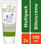 Zwitsal Naturals Billencrème - 2 x 100 ml - Voordeelverpakking