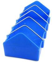 26cm Plastic Trog Kip Duif Pluimvee Feeder Drinkkooi Vogels Feed Cup Container Automatische Waterer