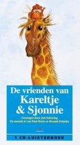 De vrienden van Kareltje en Sjonnie (luisterboek)