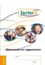 Observeren en rapporteren -  Training werkboek