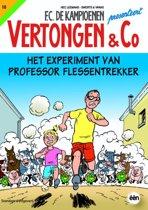Vertongen en C° 10 - Het experiment van professor Flessentrekker