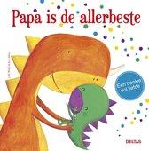 Boek cover Papa is de allerbeste van J.-M. Walsh (Hardcover)