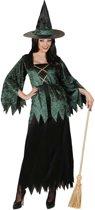 """""""Groene heks Halloween kostuum voor dames - Verkleedkleding - XL"""""""