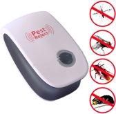 Ongedierte bestrijding Ultrasoon Geluid tegen Muggen / Muizen / Ratten / Vliegen