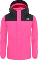 The North Face Resolve Reflective Meisjes Outdoor Jas - MR. Pink - Maat 152