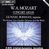 Mozart - Concert Arias