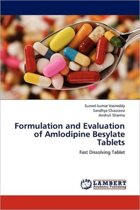 Formulation and Evaluation of Amlodipine Besylate Tablets