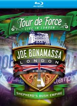 Joe Bonamassa - Tour De Force: Live In London (The Shepherd's Bush) (Blu-ray)