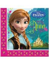 Servetten Disney Frozen 20 Stuks