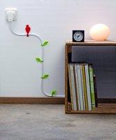 Wirebloom - kabelgeleider