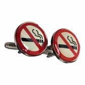 Manchetknopen Niet Roken