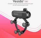 Yesido C62® Universele Zelfsluitende Telefoonhouder voor in de auto