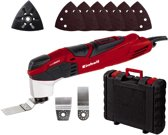 Einhell TE-MG 200 CE Multitool - Oscillerend - 200 W - Inclusief 8 accessoires, transport- en Opbergkoffer