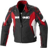 SPIDI SPORT WARRIOR H2OUT ROOD MOTORJAS S