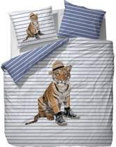 Covers & Co Memphis Dekbedovertrek - Litsjumeaux - 240x200/220 cm - Wit